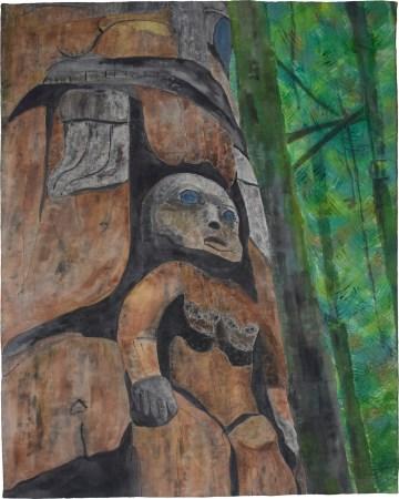 Woman of the Deep Woods © Maggie Vanderweit