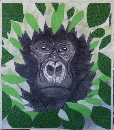 Digit For Dian Fossey © Tracy Williams