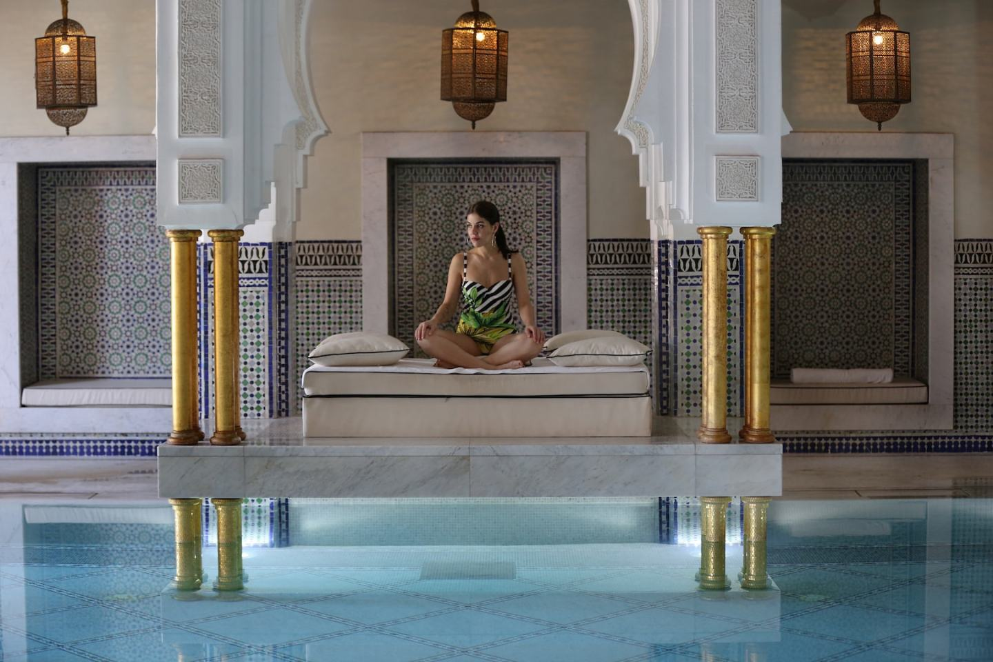 EVA Dessous in La Mamounia Marrakech