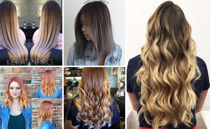 30 Hottest Ombre Hair Color Ideas 2018 Photos Of Best