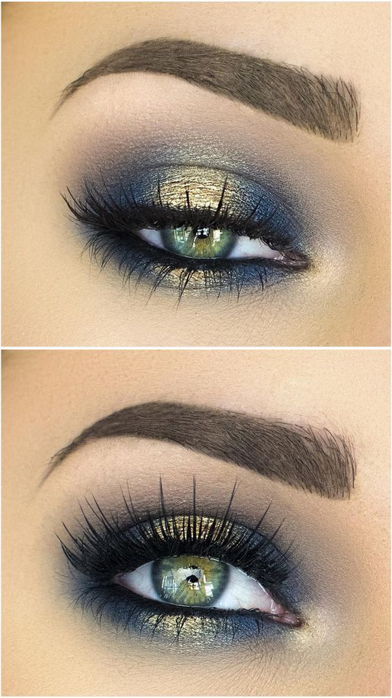 17 Pretty Makeup Looks To Try This Year Trends