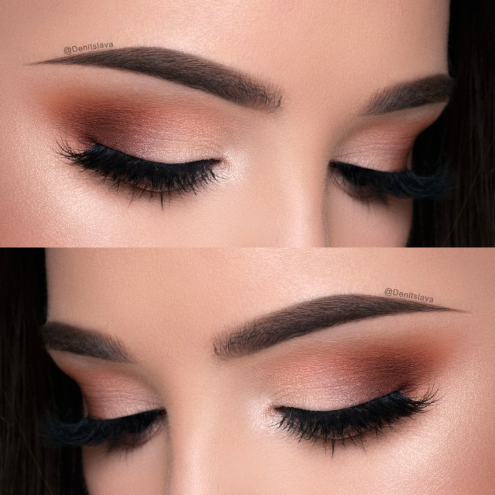 How To Natural Smokey Eye Makeup Cosmetik