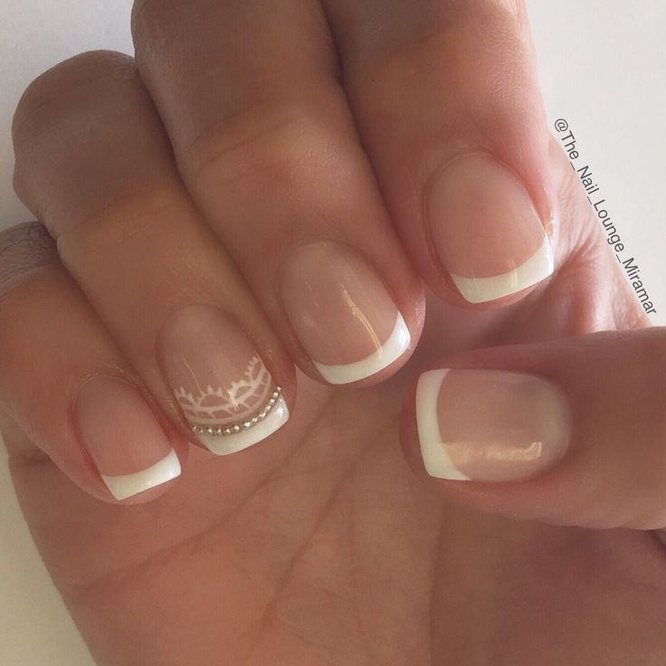 How To Achieve Flawless Diy French Tips 30 Manicure Designs