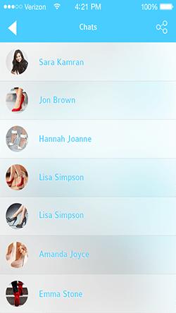 Skwag shoe app 2