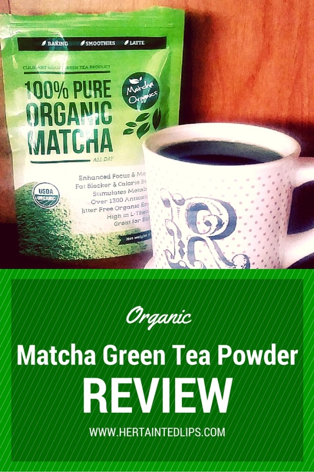 Organic Matcha Green Tea Powder Review