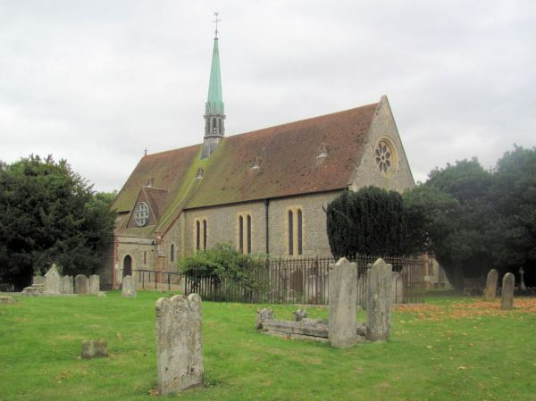 Place: Parish Church, Bayford (Hertfordshire Genealogy)