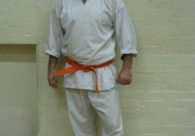 Rick Orange Belt