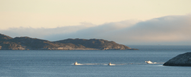 Photo showing Nuuk Fjord
