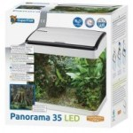Aqua panorama led wit 50 ltr in rhenen