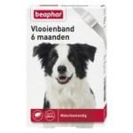 Beaphar vlooienband voor kat en hond