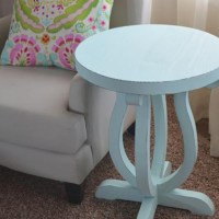 Curvy Side Table
