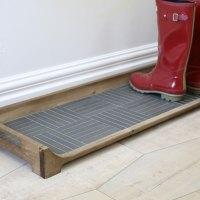 DIY Tile Boot Tray