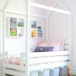 House Frame Toddler Bed Her Tool Belt