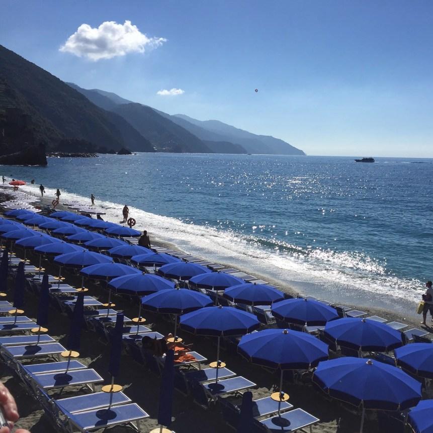 The Italian Riviera - Monterosso Al Mare