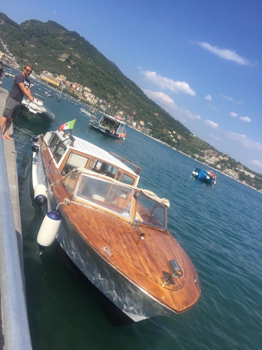 Venetian Water Taxi!