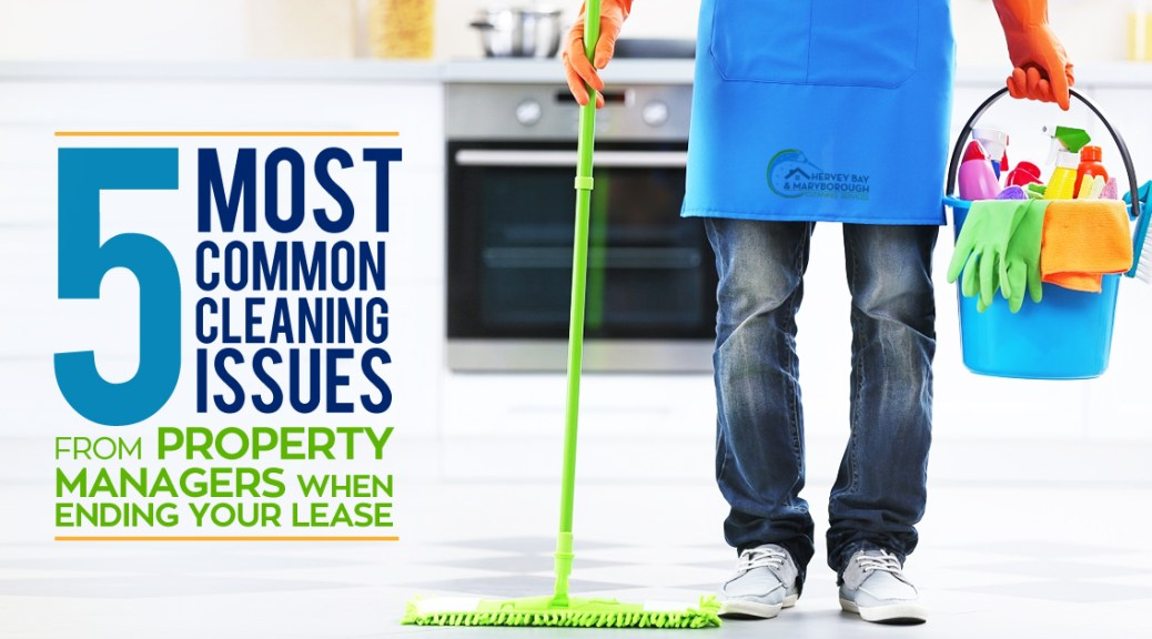 5 most common cleaning cover photo