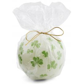 Lucky in Love Shamrock Candle