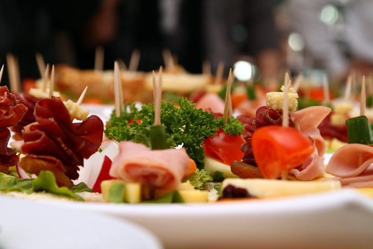 her wedding planner » blog archive wedding food & drink menu ideas