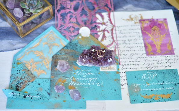 Wedding Invitation Trends 2016