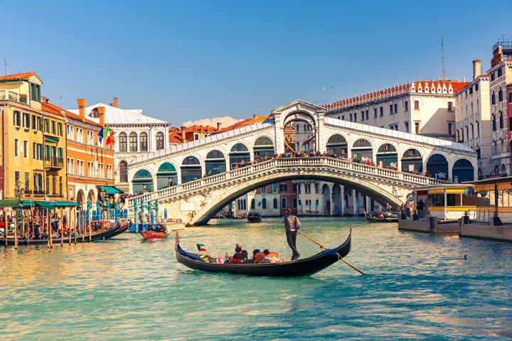 Honeymoon Venice