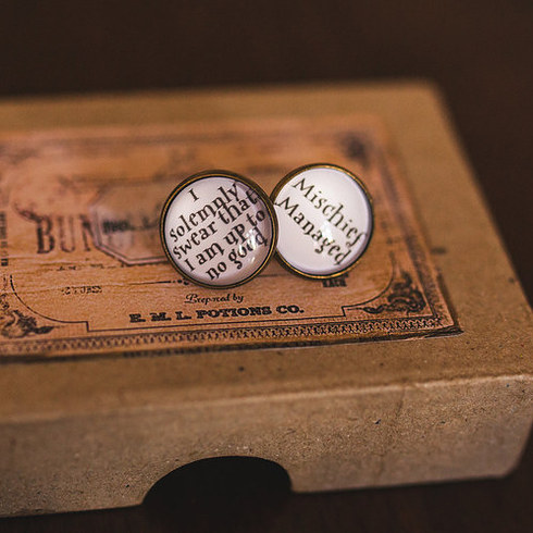 Harry Potter Themed Wedding 7