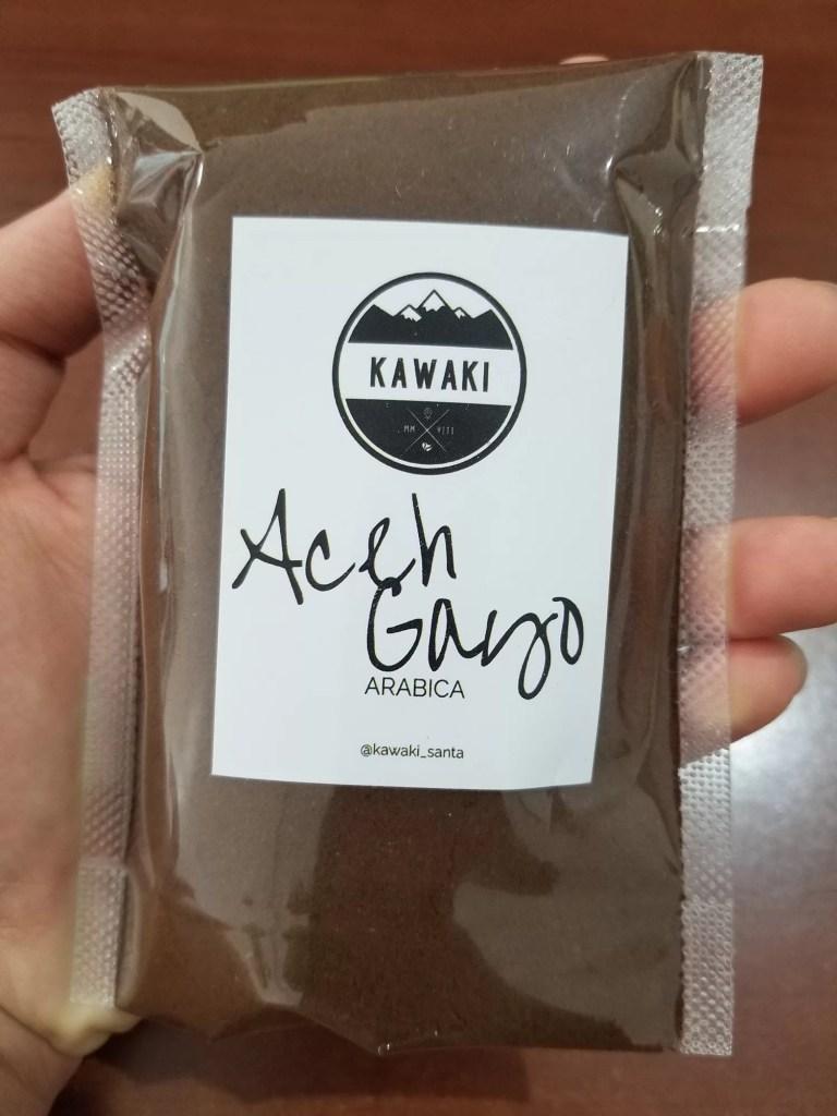 Kopi Aceh Gayo - Kawaki - Herwin