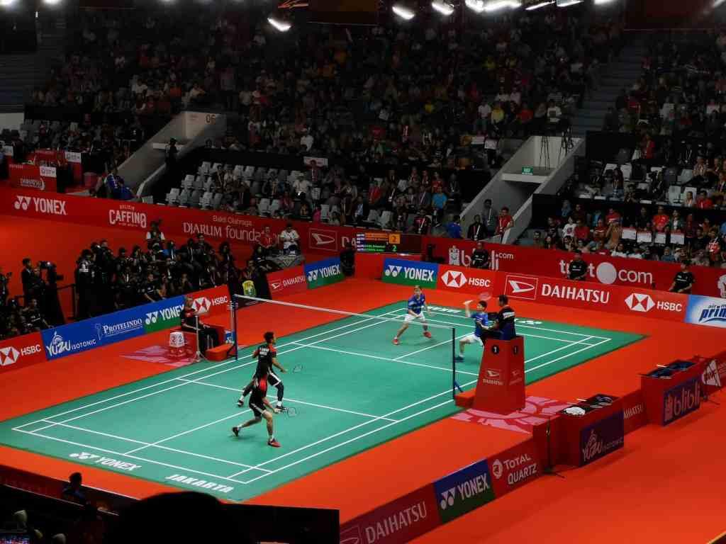 Ganda Putra, Final Badminton Indonesia Master 2020