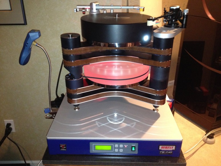Audiophile Image with the TS-140