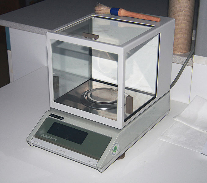 Mettler Microbalance EDITED