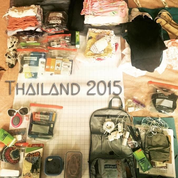 2 mal Handgepäck, bitte ... #thailand2015 #ReisenmitKind #Reisevorbereitung #Reisevorbereitungen #packen #gepäck #backpacking