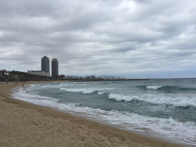 Strand Wind Barcelona 2015 Johanna Voll