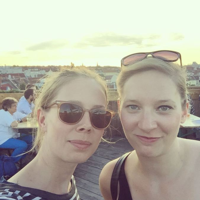 #klunkerkranich #sommerinberlin #summertime #rooftop #neukölln