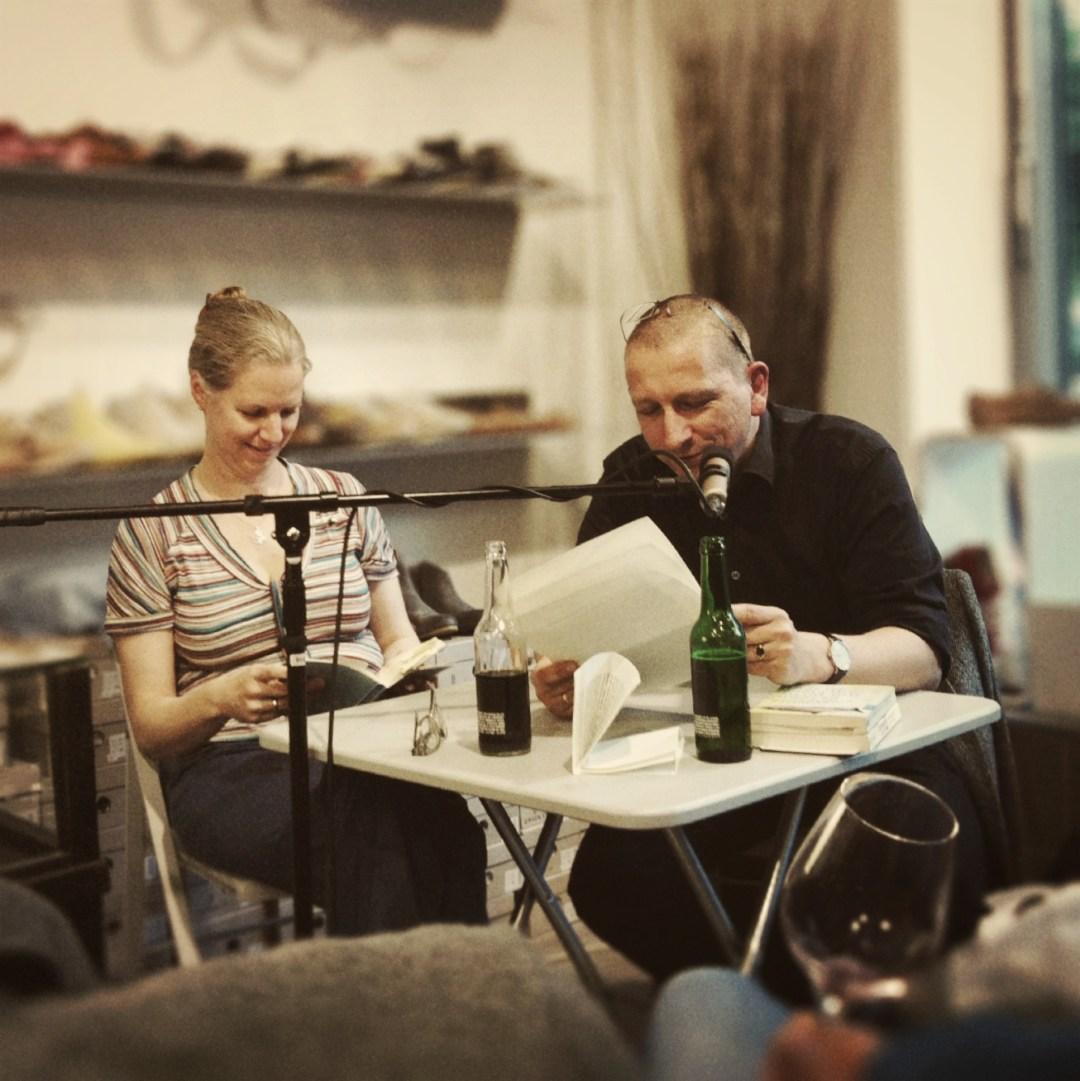 Isabel Bogdan & Maximilian Buddenbohm / Foto von Anne Koch