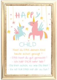 Happy Child Poster