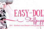 Stoffpuppe DIY Easy-Doll
