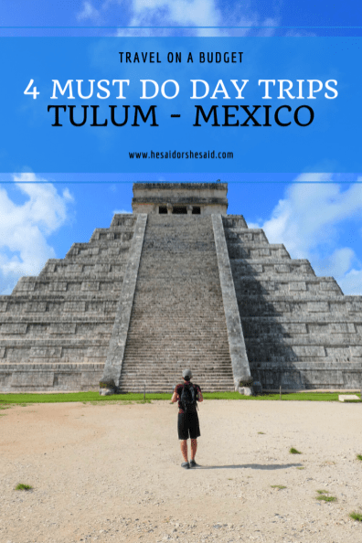 Pinterest 4 Must Do Day Trips from Tulum by hesaidorshesaid