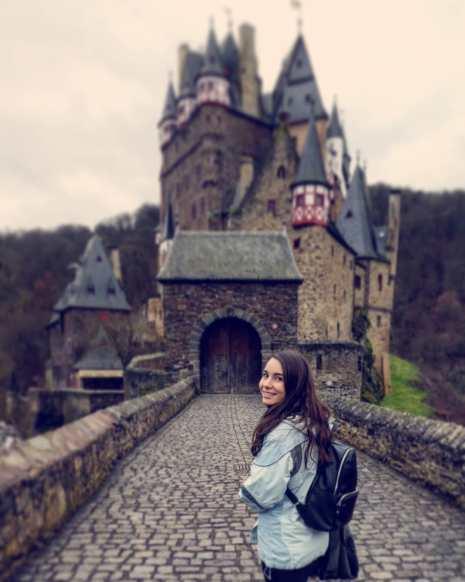 The Eltz Castle in the Eifel