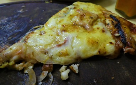 Blue Cheese Pizza from Guerrin