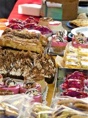 Pastries from the San Telmo Market