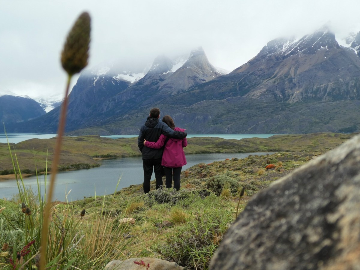 Hesaidorshesaid in Torres del Paine