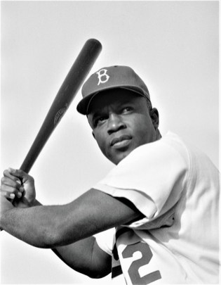 Jackie Robinson - First African American Major League Baseball Player