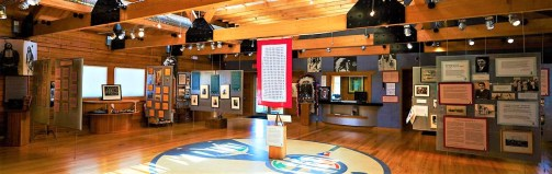 Native American museum in Lawrence Kansas (credit: haskell cultural center)