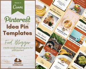 Food Blogger Idea Pin Teaser