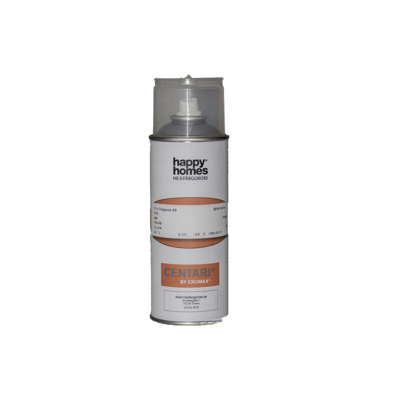 1-komponents sprayfärg
