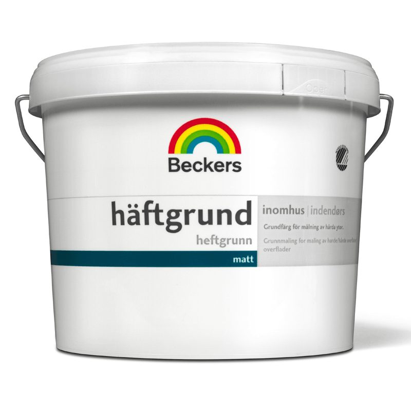 Beckers Häftgrund 0.5L - 1L - 3L