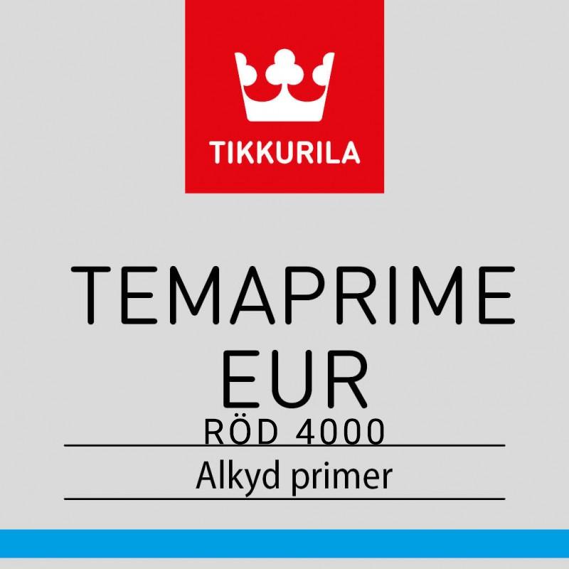 Temaprime EUR Röd 4000 20L