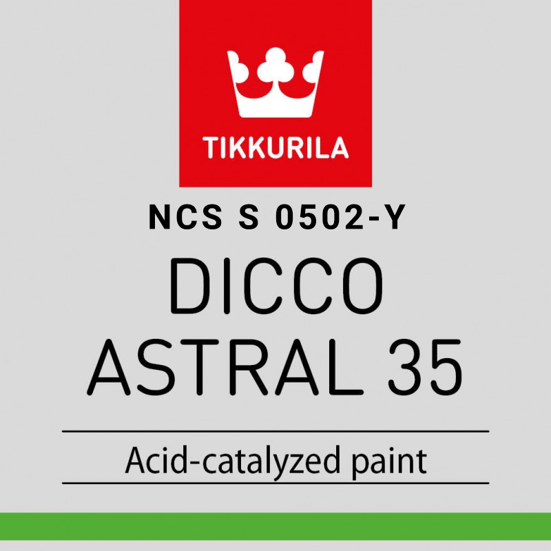 Dicco Astral 35 NCS S 0502-Y 20L