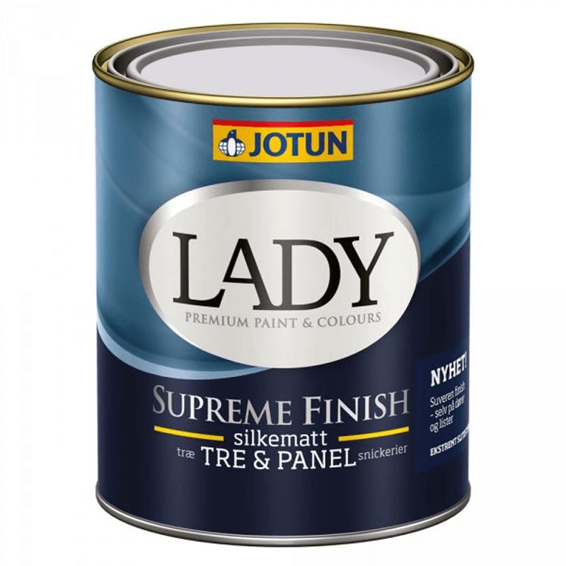 Lady Supreme Finish Silkesmatt 15