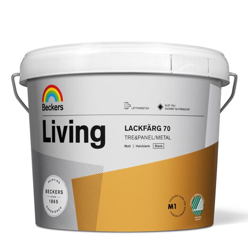 Living Lackfärg Blank 70