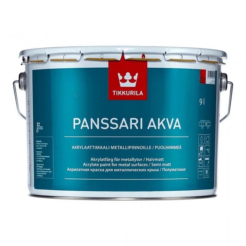 Panssari Akva Halvmatt 9L